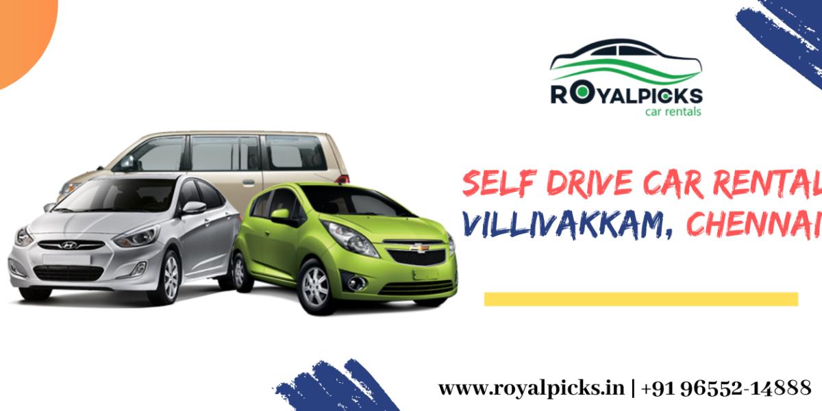 Self drive car rental Villivakkam