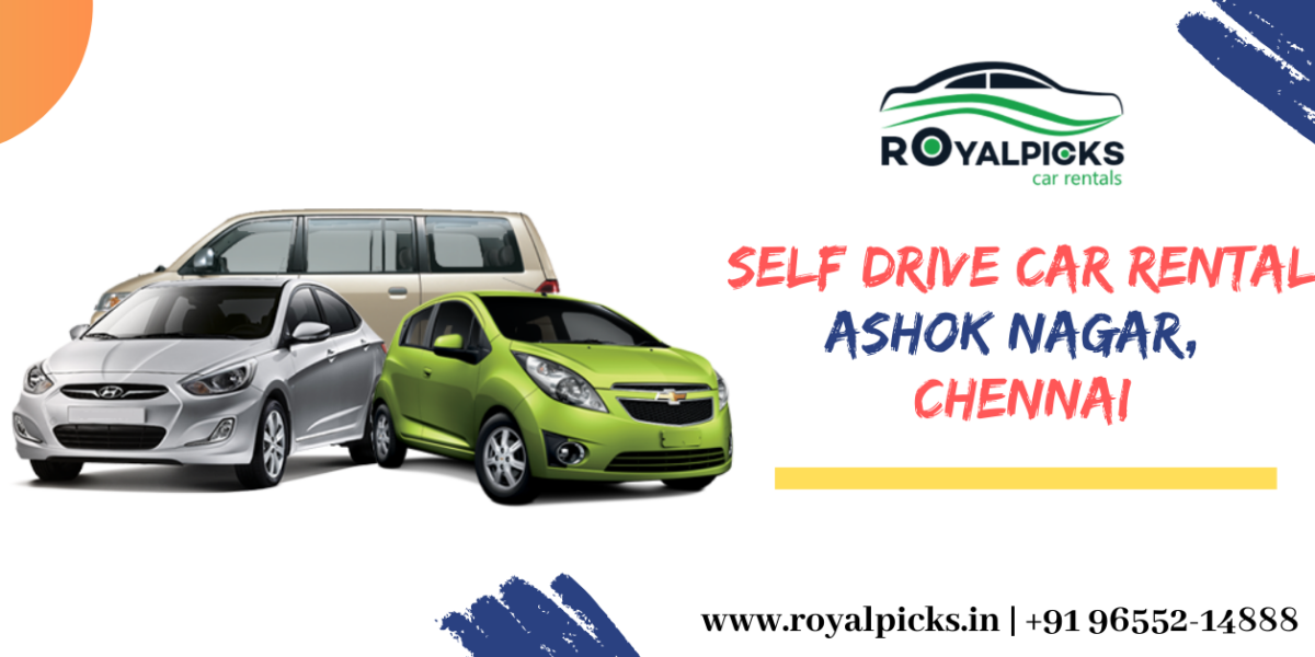 Ashok Nagar self drive car rental