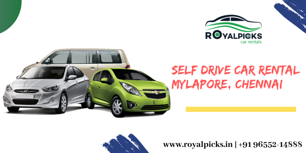 self drive car rental in Mylapore