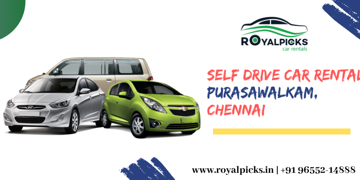 Purasawalkam self drive car rental service
