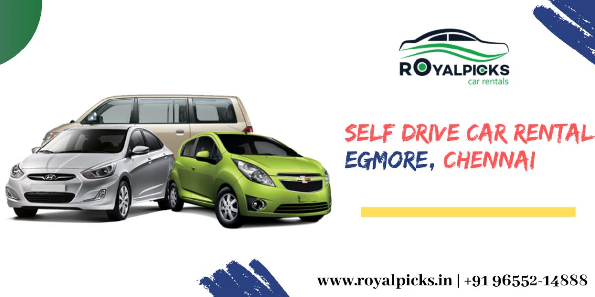 self drive car in egmore