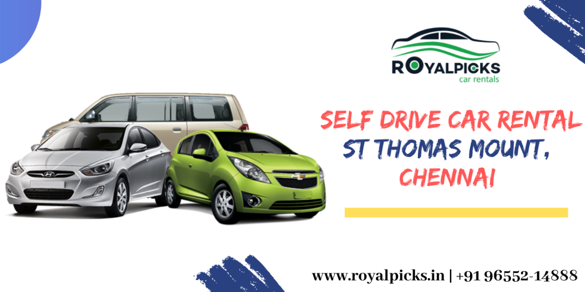 Self Drive Car Rental Services in St Thomas Mount, Chennai